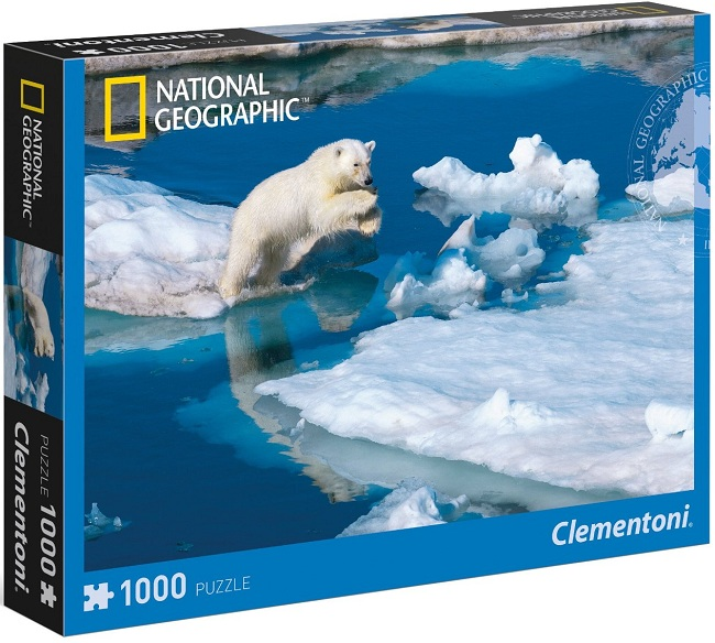 1000 NATIONAL GEOGRAPHIC, Oso Polar