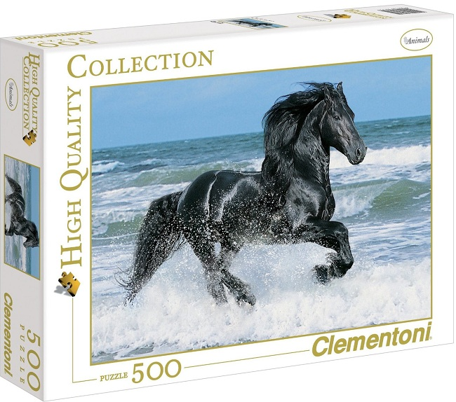 500 Black Horse HIGH QUALITY