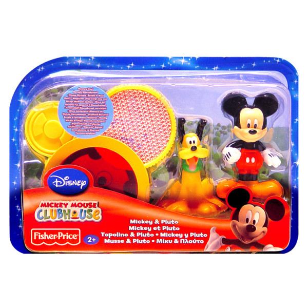 Mickey mouse casa club juguetes mickey