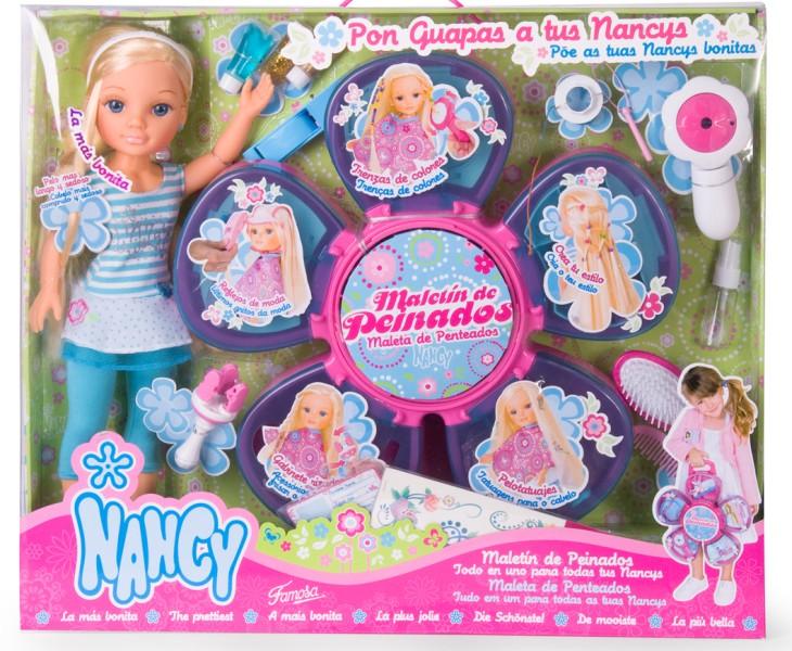Famosa nancy actual nancy malet n de peinados juguetes - Salon des arts nancy ...