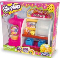 Shopkins Panaderia y 2 shopkins