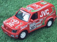 Toyota Land Cruiser JVC