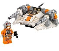 Snowspeeder Microfighters