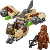 Wookiee Gunship Microfighter