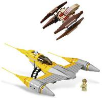 Episode I - Naboo N-1 Starfighter with Vulture Droid