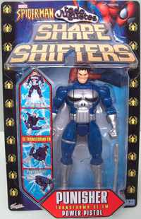 Punisher transformable en Power Pistol
