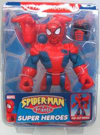 SpiderMan Jet Pack