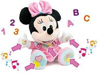 Peluche interactivo Minnie