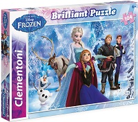 104 Frozen. Brillante