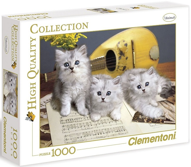 1000 Musician Cats HIGH QUALITY