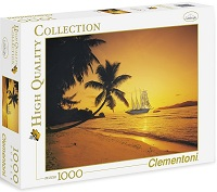 1000 Seychelles Sunset  HIGH QUALITY