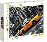1000 Taxi de Nueva York HIGH QUALITY