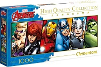 1000 Panorama The Avengers Comic