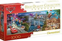 1000 Panorama Disney Cars