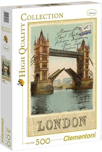 500 Postal de Londres HIGH QUALITY