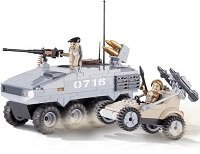 Military Scout Vehicles