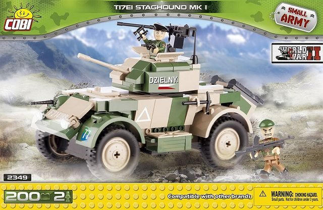T17E1 Staghound MK I