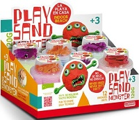 Play Sand Monster PISTACHO