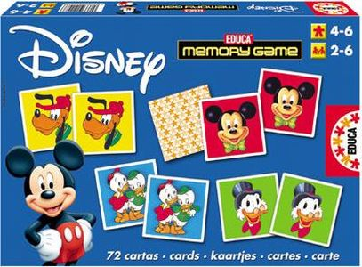 Memory Game Mickey