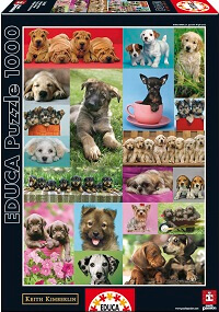 1000 Collage perritos