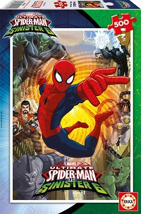 500 Ultimate Spider-Man vs The Sinister 6