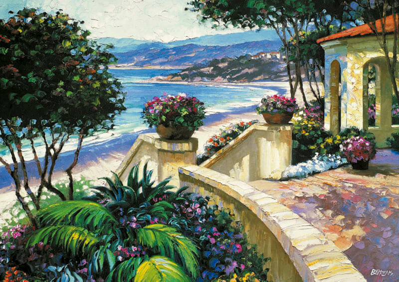 1000 Promenade to the Sea, Howard Behrens