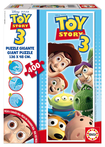 400 Gigante Toy Story 3