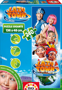 240 Gigante Lazy Town