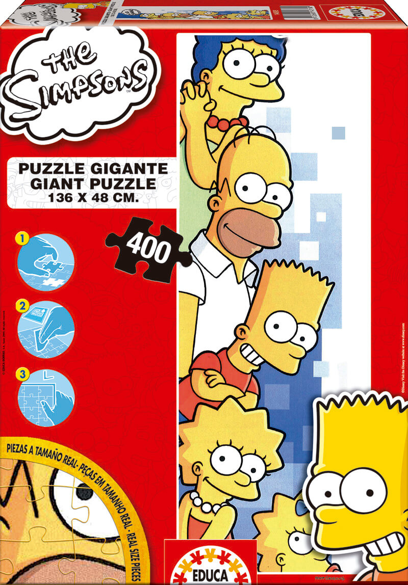 400 Gigante The Simpsons