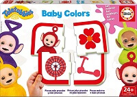 Baby Colors Teletubbies Los Colores