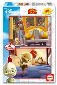 Puzzle 2x48 Chicken Little