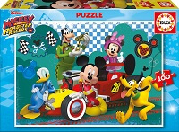 100 Mickey and The Roadster Racers
