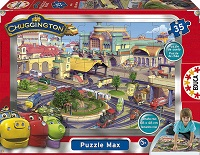 Puzzle Max Chuggington