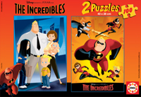 2x100 The Incredibles Family