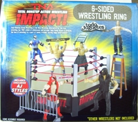 6-sided Wrestling Ring
