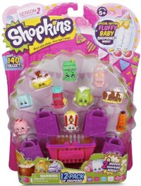 Shopkins Blister de 12 -Seasons 2