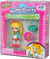 Lil Shoppie Pack Kitty Kitchen Spaghetti Sue