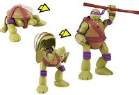 PET TO NINJA: DONATELLO