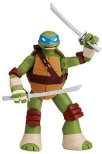 BATTLE SHELL: LEONARDO