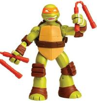BATTLE SHELL: MICHELANGELO