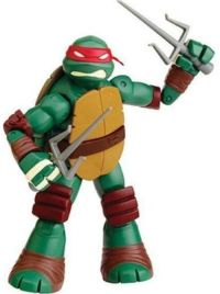 BATTLE SHELL: RAPHAEL