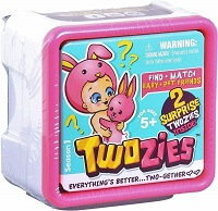 Twozies baby and friends