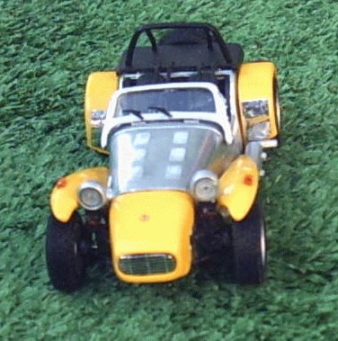 Caterham Super Seven