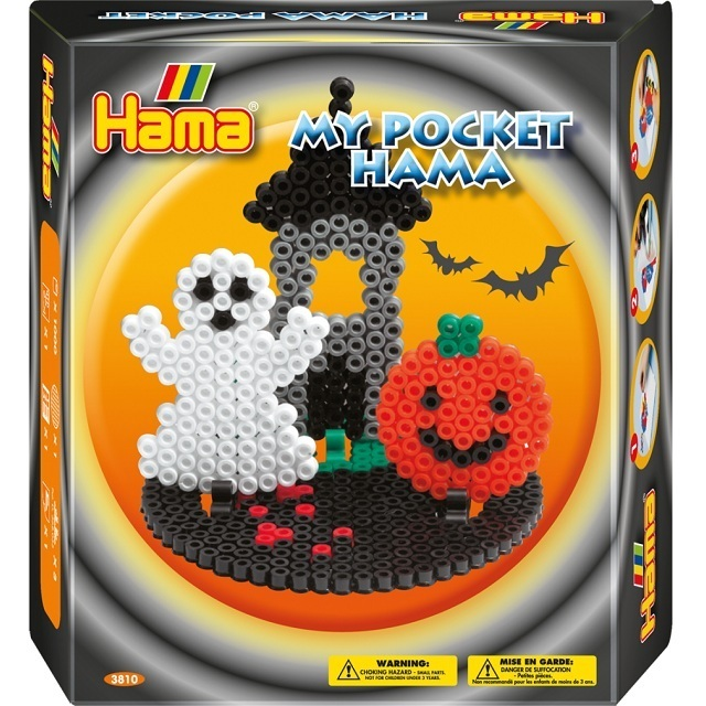 My pocket Hama Halloween