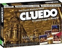 Cluedo Madrid
