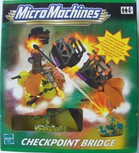 Checkpoint Bridge