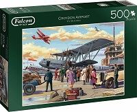 500 Croydon Airport, Vic McLindon