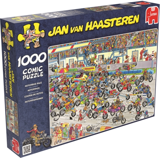 1000 Jan Van Haasteren - Carrera de Motos