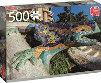 500 Parque Guell. Barcelona