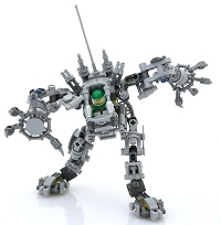 Lego Ideas Exo Suit